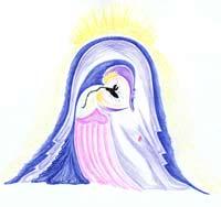 meditace na Marii z Malého Blaníku